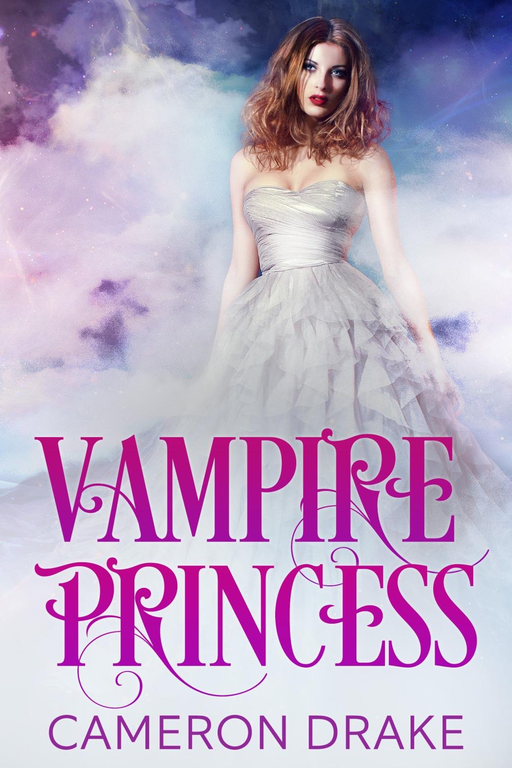 VAMPIRE PRINCESS EBOOK COMPLETE